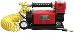 SuperFlow MV-9012 Volt Air Compressor, Portable Heavy Duty A