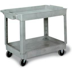 Continental Commercial N5800GY Small Utility Cart Gry Utilit