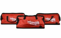 "NEW Milwaukee 24"" Large Heavy Duty Tool Bag 24"" x 12"" x 12"""
