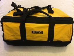 "New Dewalt 24"" Tool Bag Heavy Duty Ballistic Nylon w Shoul"