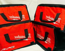 New Milwaukee 50-55-3560 Contractor Tool Bag 4-Pack