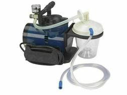 NEW Drive Medical PORTABLE Heavy Duty SUCTION / VACUUM Machi
