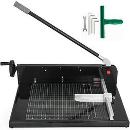 "New Heavy Duty Guillotine Paper Cutter 19"" Trimmer Commercia"