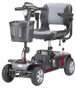 NEW Phoenix Heavy Duty 4 Wheel Compact Mobility Scooter Phoe