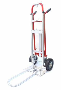 NK Heavy Duty 3-in-1 Convertible Hand Truck -Fully Assembled