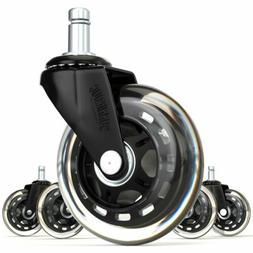 office rollerblade chair caster