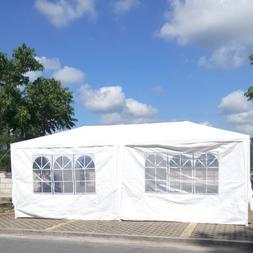 Outdoor 10'x20'Heavy Duty Picnic Gazebo Pavilion Event Canop