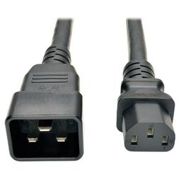 TRIPP LITE P032-003 Heavy Duty Power Cord PDU 15Amp 12AWG IE