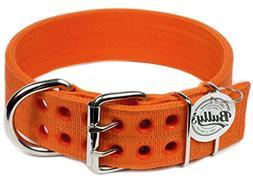 Pitbull Collar, Dog Collar for Large Dogs, Heavy Duty Nylon,