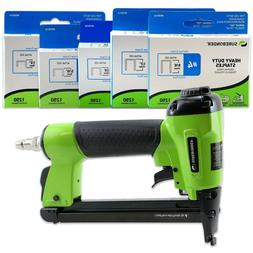 Pneumatic Staple Gun Upholstery Surebonder Staples Air Reuph