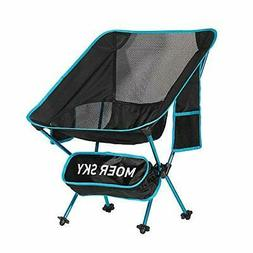 Portable Camping Chair, Lightweight Compact Folding Chair He
