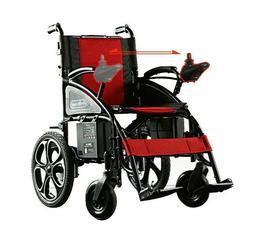 New 2020 Electric Wheelchair Folding Heavy Duty Lightweight