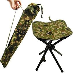 Portable Folding Stool Camping Outdoor Square Lightweight St