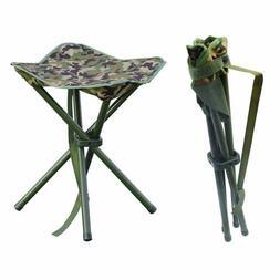AGOOL Portable Folding Stool Outdoor Square Slack Chair Ligh