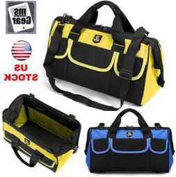 Portable Tool Bag Heavy Duty Storage Contractor Hardware Ele