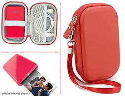 CaseSack Travel Pouch Case with Zipper for Polaroid ZIP Mobi