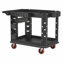 Suncast Commercial PUCHD2645 Utility Cart, Heavy Duty Plus,