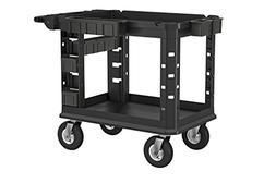 Suncast Commercial PUCPN2645 Heavy Duty Plus Utility Cart, 2