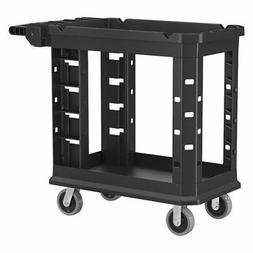 Suncast Commercial PUCSD1937 Utility Cart, Heavy Duty, 500 P