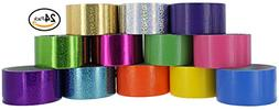 RamPro Holographic & Fluorescent Styles Heavy-Duty Duct Tape