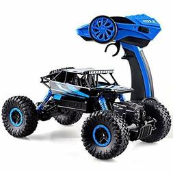4WD RC Monster Truck 1/18 Crawler Car Off-Road Vehicle 2.4Gh