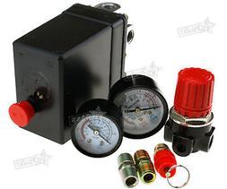 regulator heavy duty pump pressure air compressor