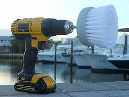 Revolver Drill Brush - Power Scrubbing Drill Attachment - Mu