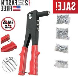 rivet gun set heavy duty hand tool