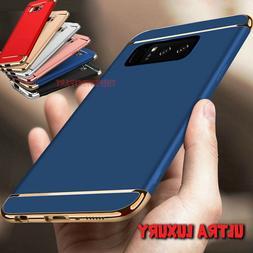 For Samsung Galaxy S8 S9 S10 Plus Ultra Thin Armor Hybrid Sl