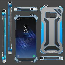 For Samsung Galaxy Note 9 S10+ Shockproof Aluminum Armor Hea