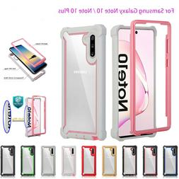 For Samsung Galaxy Note10 Plus Shockproof Case Hybrid Rugged