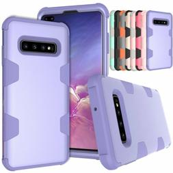 For Samsung Galaxy S8 S9 S10 Plus Note 8 Heavy Duty Rubber H