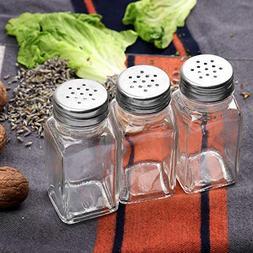 Sauce Bottle - 1pc Or 3 Pcs Cruet Condiment Spices Container