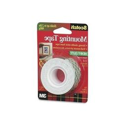 Scotch Mounting Tape 1 In. W X 50 In. L