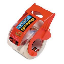 Scotch Packing Tape & Dispenser Heavy Duty 2 In. W X 800 In.