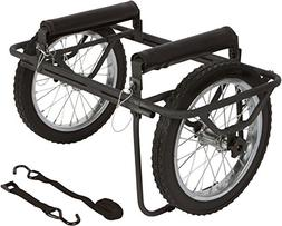 Suspenz SD Airless Cart, Black