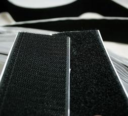 """Strenco 2"""" Self Adhesive Hook and Loop 5 yards Sticky Back T"""