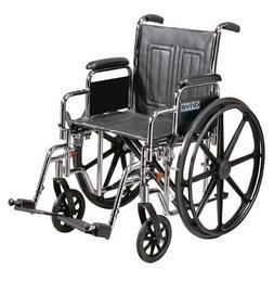 Sentra EC Heavy Duty Wheelchair