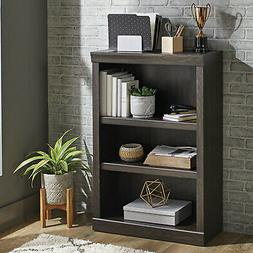 Shelf Storage Bookcase Home Bedroom Office Furniture Unit Du