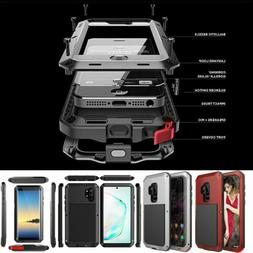 shockproof aluminum heavy duty case cover samsung