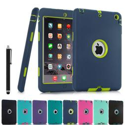 SHOCKPROOF HEAVY DUTY CASE COVER STAND FOR IPAD 2/3/4 MINI 1
