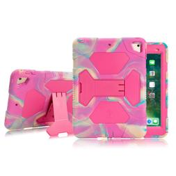 Shockproof Heavy Duty Hard Stand Case for NEW iPad 9.7'' 5th