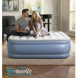 Simmons Beautyrest Hi Loft Raised Air Bed Mattress with Expr