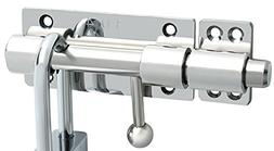 Alise Slide Bolt Gate Latch Safety Door Lock with Padlock Ho