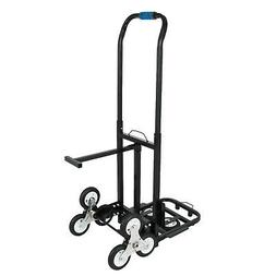 Stair Climbing Cart 420 Lbs Capacity Hand Truck with Backup