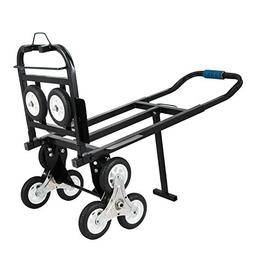 VEVOR Stair Climbing Cart 45 Inches Portable Hand Truck 2x T