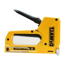 DEWALT Staple Gun Heavy Duty Compact Hand Stapler Tool Home