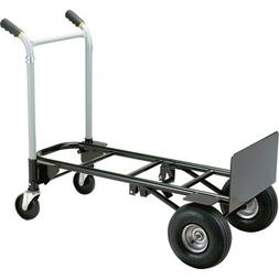 Harper Pro Steel Convertible Dolly/Cart - 700/900-Lb. Capaci