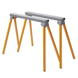 All steel Folding SAWHORSE - Pair Bora Portamate PM-3300T. T