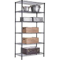 SINGAYE Storage shelves, Heavy Duty Storage Rack with Adjust
